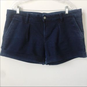 Gap 1969 Rolled Denim Shorts